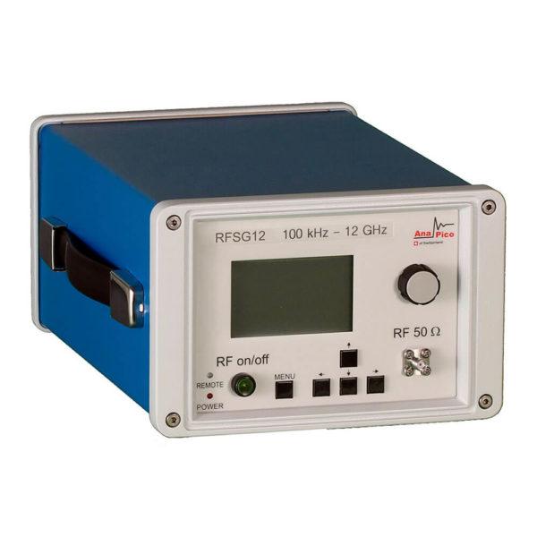 AnaPico RFSG12 - аналоговый СВЧ генератор до 12 ГГц