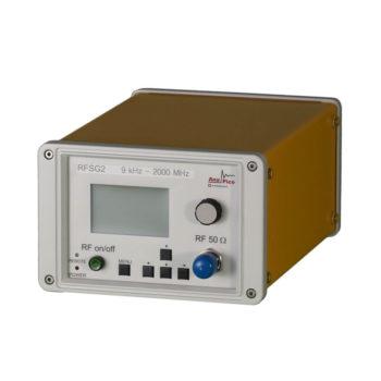 Аналоговые генераторы RFSG до 6 ГГц