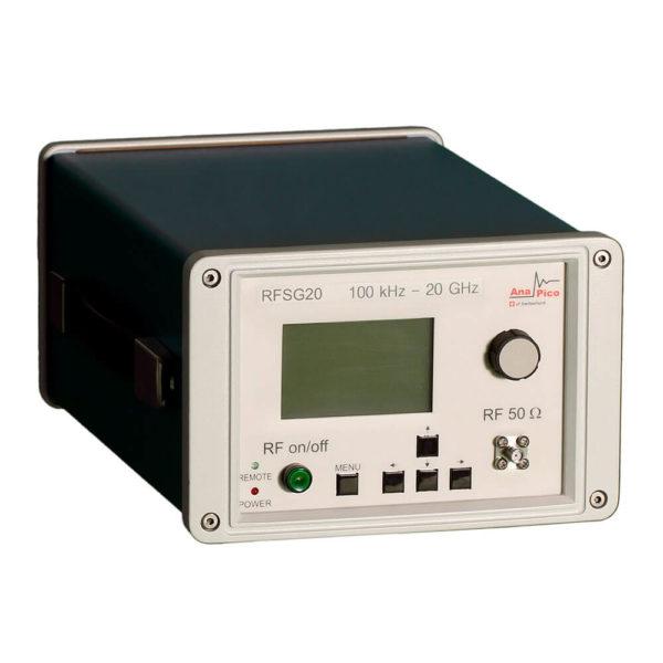 AnaPico RFSG20 - аналоговый СВЧ генератор до 20 ГГц